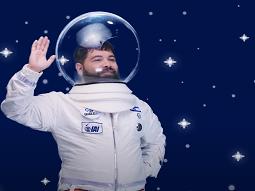 הפקת סרטון הדרכה| חוגגים שנה לתמרון לכידת ירח!